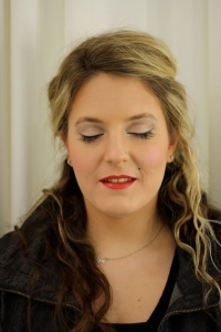 After - Marilyn Manroe inspired Makeup