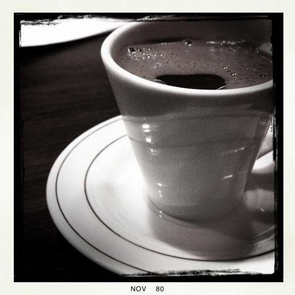 Yummy Greek Coffee