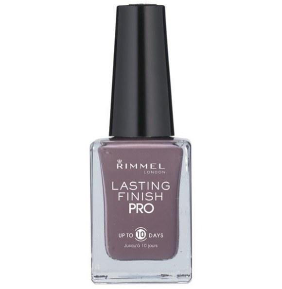 Rimmel Lasting Finish Pro Nail Enamel